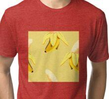 banana pattern Tri-blend T-Shirt