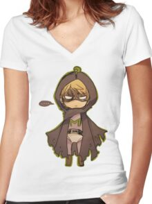 South Park *Mysterion* Women's Fitted V-Neck T-Shirt