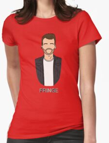 Lincoln - Fringe Womens Fitted T-Shirt