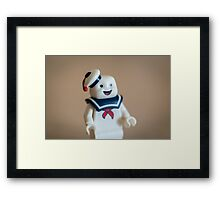 Stay Puff Framed Print