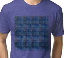NATIVE-BLU Tri-blend T-Shirt