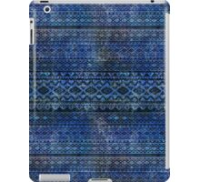 NATIVE-BLU iPad Case/Skin