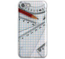 Arcs and Angles iPhone Case/Skin