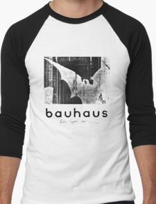 BAUHAUS - BELA LUGOSI'S DEAD Men's Baseball ¾ T-Shirt