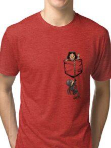 Dread Pocket Roberts Tri-blend T-Shirt