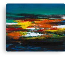 Colors of Imagination Canvas Print