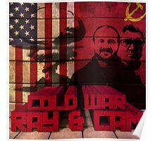 Cam & Ray's Cold War Podcast Album Art Poster