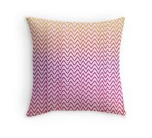 Squiggles Throw Pillow
