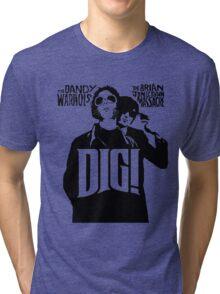 DIG! - THE BRIAN JONESTOWN MASSACRE Tri-blend T-Shirt