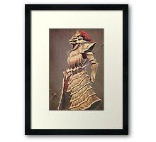 Ornstein the Dragonslayer Framed Print