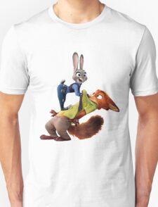 Zootopia Excitement T-Shirt
