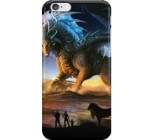 Scenic Dragon iPhone Case/Skin