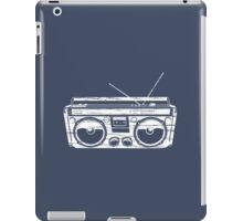 Child of the 1980's Eighties Radio Ga Ga Free Europe  iPad Case/Skin