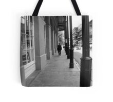 New Orleans Sidewalk Tote Bag