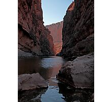 Santa Elena Canyon View Photographic Print