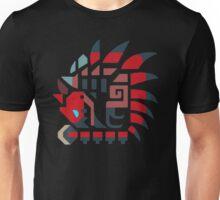 Rathalos icon Unisex T-Shirt