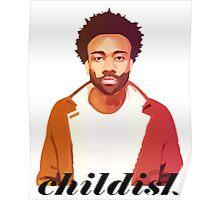 Childish Gambino Poster