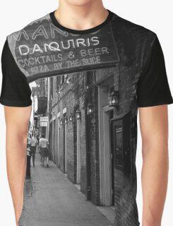 New Orleans Pub Graphic T-Shirt