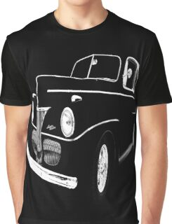 1941 Ford, Black on Black Graphic T-Shirt