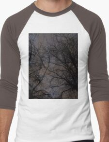 Enclosing Men's Baseball ¾ T-Shirt