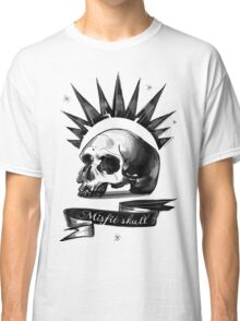 Life is strange Chloe misfit skull Classic T-Shirt