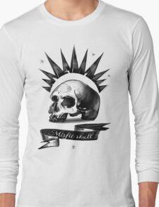 Life is strange Chloe misfit skull Long Sleeve T-Shirt