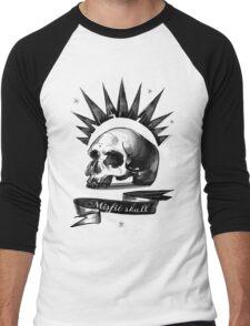 Life is strange Chloe misfit skull Men's Baseball ¾ T-Shirt