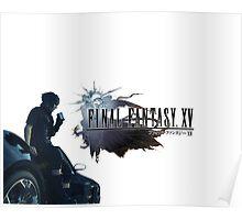 Final Fantasy XV - Noctis Poster