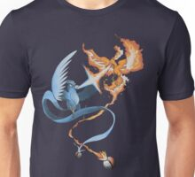 Ice vs Fire Unisex T-Shirt