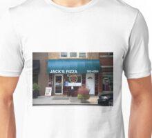 Flemington, NJ - Pizza Shop Unisex T-Shirt
