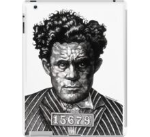 Crazy Joker Super Villain iPad Case/Skin