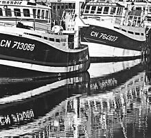 Fishing Boats by cclaude