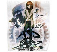 Steins;Gate  Anime  Poster