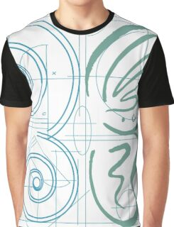 METAMORPHOSIS - Become the Butterfly - Blue Green Graphic - Positive Encouragement - Encouraging Graphic T-Shirt