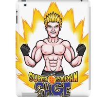 Super Saiyan Sage iPad Case/Skin