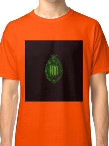 Haunted Mansion Plaque Classic T-Shirt