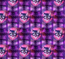 illuminati kitten Sticker