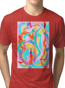 Dance All Night Tri-blend T-Shirt