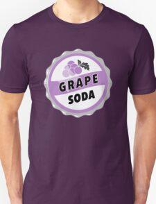 Grape Soda : UP Bottle Cap Unisex T-Shirt