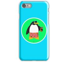 Party Penguin iPhone Case/Skin