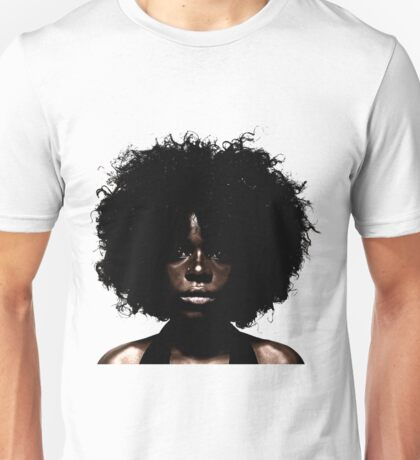Her Eyes Have Seen. She Knows Unisex T-Shirt