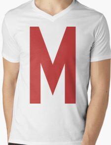 Mighty Max's T-Shirt Mens V-Neck T-Shirt