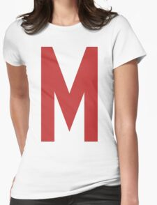 Mighty Max's T-Shirt Womens Fitted T-Shirt