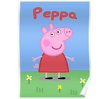 Peppa Poster