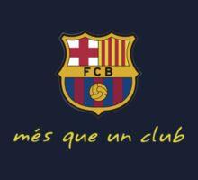 FCB Barcelona  Baby Tee