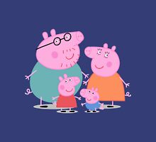 Peppa Family Unisex T-Shirt