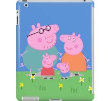 Peppa Family iPad Case/Skin