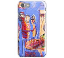 Taking a chance iPhone Case/Skin