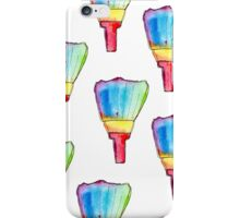 PAINT YOUR LIFE WITH YOUR COLORS iPhone Case/Skin
