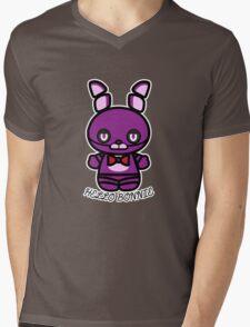 Hello Bonnie Mens V-Neck T-Shirt